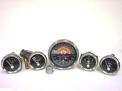 Ih-farmall-tractor-gauges-kit-gas-diesel-300-350-460-560 Tachometer 2000-rpm