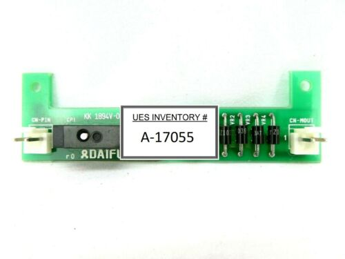 Daifuku MSK-3579A Connector Interface Board PCB Working Spare
