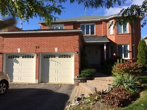 Detached home available for rent from Aug 1