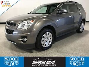 2012 Chevrolet Equinox 2LT ONE OWNER, AWD, LEATHER HEATED SEA...