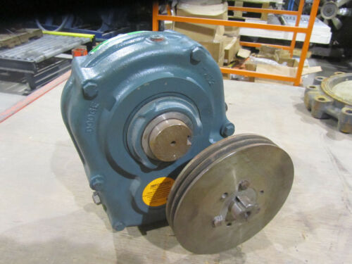 DODGE RELIANCE ELECTRIC TXT225S GEAR REDUCER 242091 KA RATIO 23.46 TO 1