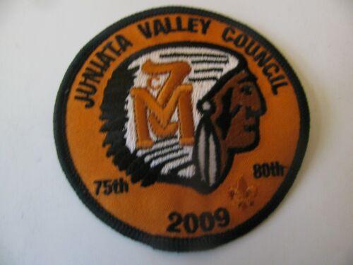 BSA Boy Scout  Juniata Valley Council  Ebensburg PA Patch NOS New  Free Shipping