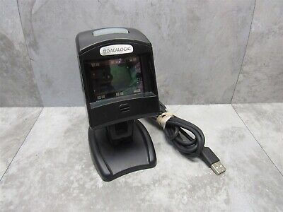 Datalogic Magellan 1100i 2d Omnidirectional Scanner Mg112041-001-412 W Stand
