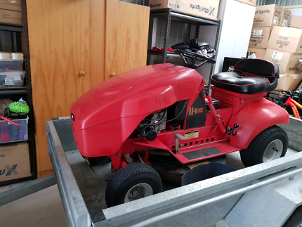 Cox stockman series 2 ride on mower