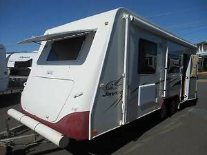 2006 Jayco Sterling 20.64-2 Ensuite, Island Bed. Pialba Fraser Coast Preview