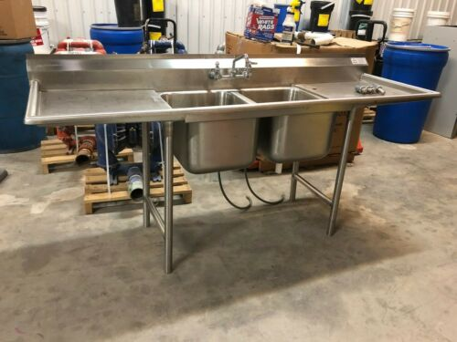 Stainless Steel Professional Grade Industrial Sink