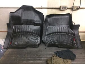 Ford F-150 weather tech mats