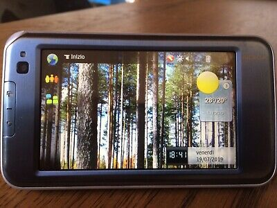 Nokia N810 Internet Tablet (Nokia N810 Internet Tablet With All Original Accessories)