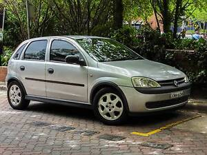 2002 Holden Barina Hatchback St Leonards Willoughby Area Preview