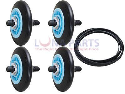 EXP696 Samsung Dryer Roller and Belt Set DC97-16782A, 6602-001655