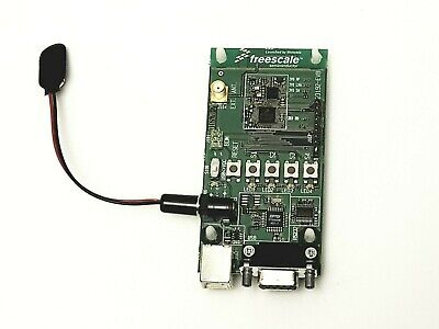 Launched By Motorola Freescale Semiconductor Fcc Id 020213192-evb Ver. 2.2 Board
