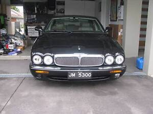 1998 Jaguar XJ8 SPORT Sedan - Black - Celtic alloys Gladesville Ryde Area Preview
