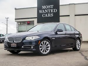 2014 BMW 528xi xDrive | NAVIGATION | CAMERA | SUNROOF | HEATED S