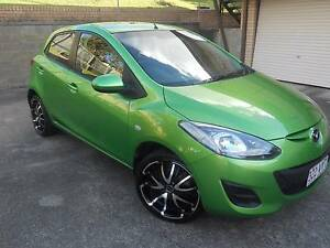 2012 MAZDA 2 DE NEO ONLY 52000 km 4 MONTH REGO RWS Logan Central Logan Area Preview