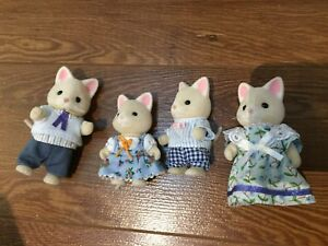 Calico critters characters 2 sets
