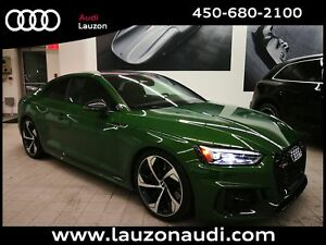 2018 Audi RS 5 1372$/MOIS + TAXES LOCATION