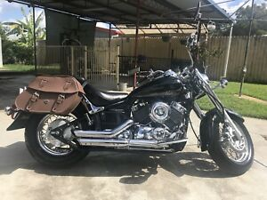 Yamaha Vstar 650 classic 2013 purchased new 04/2014 one owner