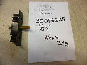 Daewoo Nexia 3 trg Opel Kadett E Kontakt Heckklappe Kofferraum Kontaktschalter