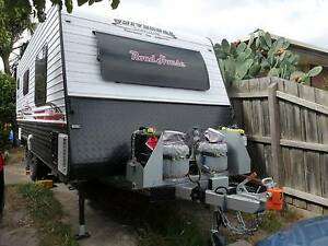 2014 21' Universal Roadhouse Caravan, great for free camping Mulgrave Monash Area Preview