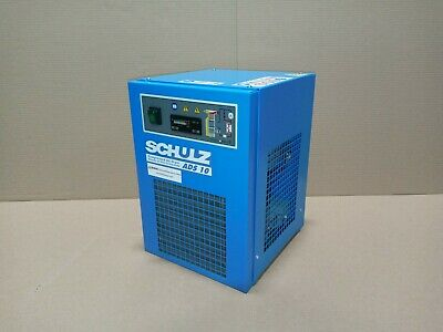 Schulz Refrigerated Compressed Air Dryer Ads-10 115v 10 Cfm New