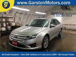 2012 Ford Fusion SE*POWER SUNROOF*MICROSOFT SYNC*POWER DRIVER SE