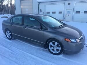 Honda Civic EX 2007 **LOW KMS**