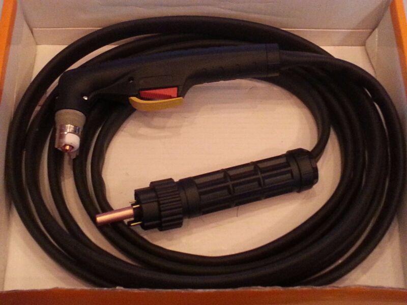 PT60 iPT60 Plasma Cutting Hand Torch w/Central Connector & Ceramic Retaining Cap