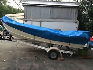 Sea hunter boat  good estuary boat