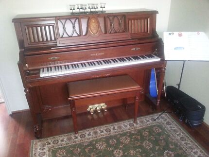 Upright piano Lane Cove Lane Cove Area Preview