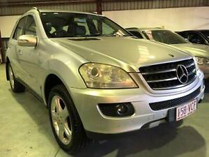 2007 Mercedes-Benz ML 280 CDI LUXURY Automatic 4X4 SUV Eagle Farm Brisbane North East Preview