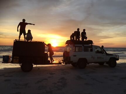 Broome to Darwin Backpacker Tour. ★ ★ ★ ★ ★ on Trip Advisor Broome 6725 Broome City Preview