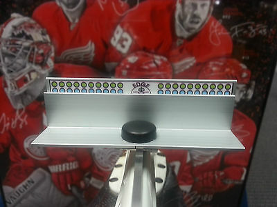 New NHL Edge Checker check level hockey skate sharpening tool Bauer CCM Graf