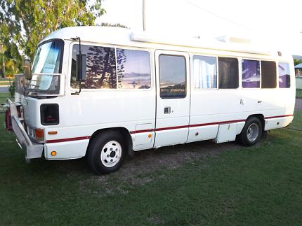 1991 Toyota Coaster Bus Long Wheel Base Manual Diesel
