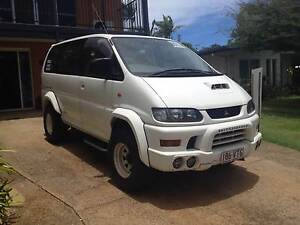 2002 Mitsubishi Delica Spacegear4x4 Bayview Heights Cairns City Preview