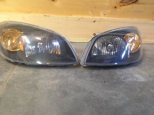 Chevy cobalt headlights