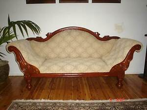 stunning chaise in golden beige tonings only $549 Cronulla Sutherland Area Preview
