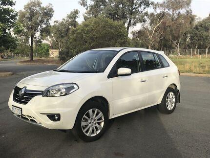 Renault Koleos Expression Chisholm Tuggeranong Preview