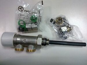 Valvula monotubo orkli 1 2 para radiadores de aluminio - Radiadores de aluminio ...