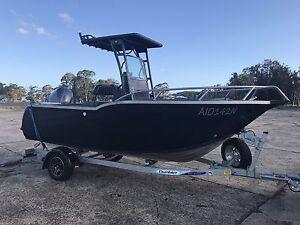 Bluefin 540 Wrangler Rathmines Lake Macquarie Area Preview