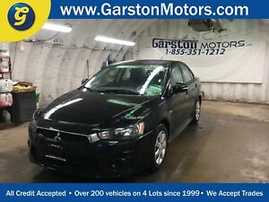 2016 Mitsubishi Lancer CVT*PHONE CONNECT*TRACTION CONTROL*HEATED