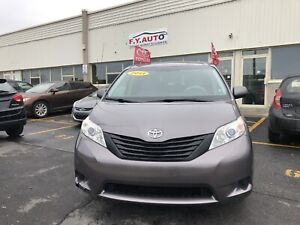 2011 TOYOTA SIENNA  , 7 PLACES , AUTOMATIC MAGS