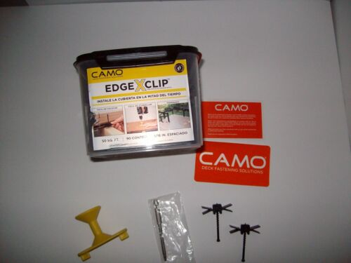 CAMO EDGEXCLIP DECK HOLDERS (89)  COUNT (EDGEXCLIP)