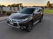 2015 Mitsubishi Pajero Sport Exceed QE Diesel Auto 4x4 MY16 South Plympton Marion Area Preview