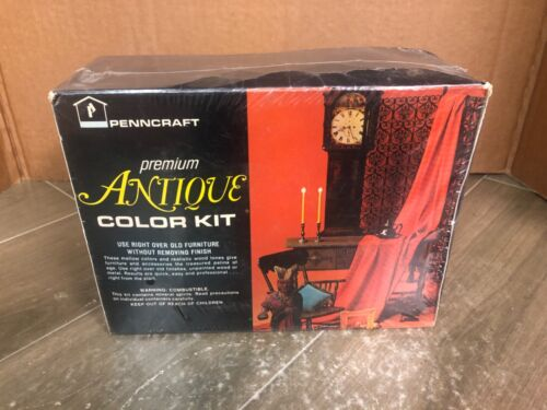 NEW...Premium Antique Color Kit by PENNCRAFT