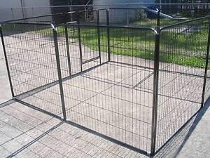 BRAND NEW Pet Dog Encl Play Pen Run-120cmHx120cmWx8 PANEL Kingston Logan Area Preview