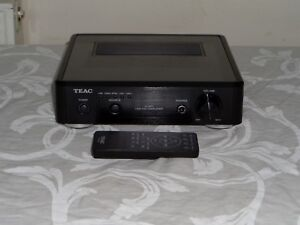 Teac Reference A-H01 Stereo Analogue & Digital (USB & DAC) Amplifier with Remote