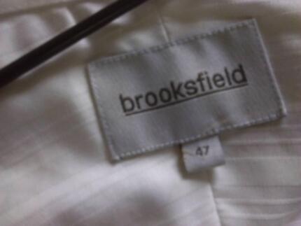 Men's Dress Shirt White