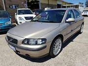 2001 Volvo S60 Sedan Auto 2.4L Leather 201kms Wangara Wanneroo Area Preview
