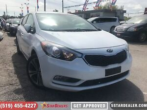 2016 Kia Forte5 2.0L EX | HEATED SEATS | CAM | 1 OWNER