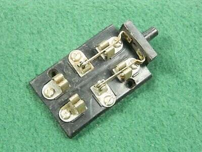 Japan Quality Made One Dpdt Knife Switch Plated Contacts For Special Projects